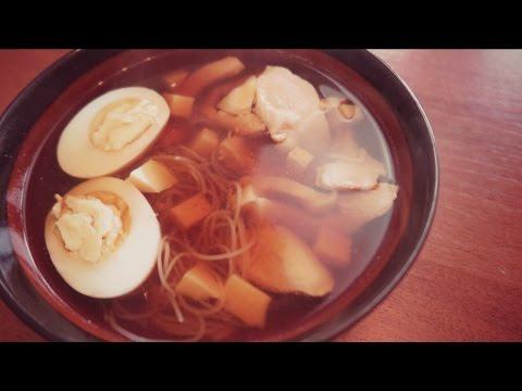 Соевый суп