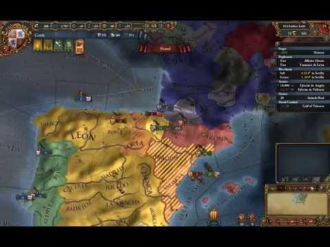 Europa Universalis IV Introductory Series- Part 9- Naval Combat, Peace, Coring basics