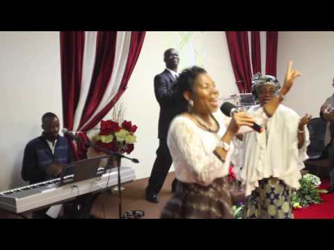 We go praise You Baba (Gilgal Christian Center)