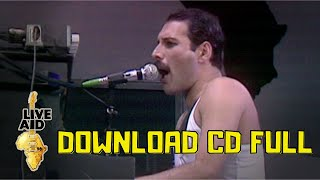 Queen Full Concert Live Aid 1985 Full HD 60fps - Download MP3