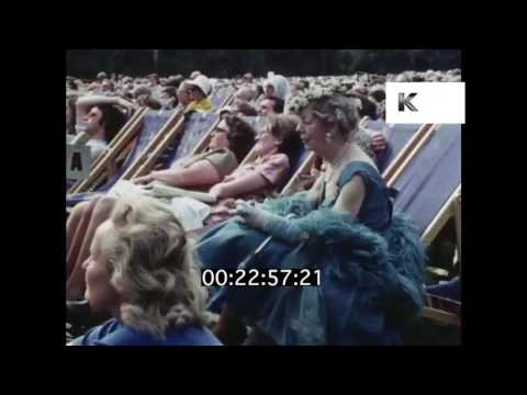 1970s Hyde Park Concert, Classical Music, Youth Orchestra