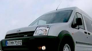 test Ford Tourneo Connect 1.8 TDCi - außen bieder, innen groß
