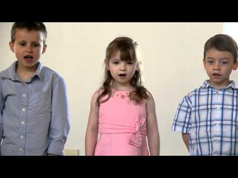 """One Small Voice"", by Jack Hartmann ~ Montessori Kindergarten Program"
