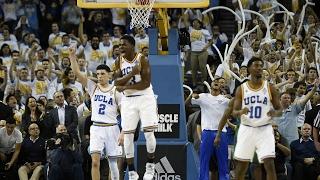 Highlights: UCLA M. Basketball vs. Oregon