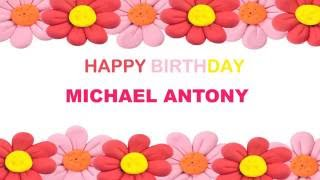 MichaelAntony   Birthday Postcards & Postales8 - Happy Birthday