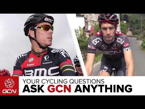 Cycling Caps: Peak Up Or Peak Down?! | Ask GCN Anything About Cycling