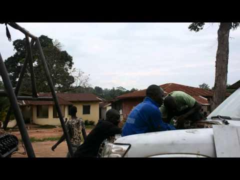 Ebola Survivors Tackle Stigma In Central Liberia