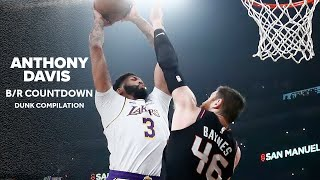 B/R Countdown: Anthony Davis Is Dunking His Way To The MVP Ballots In Los Angeles