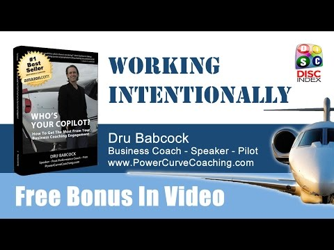 Business Coach San Francisco - Work Intentionally - Don't Wing It ...