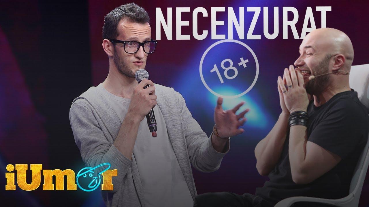 Are sindromul tourette, dar a făcut show! Andrei Ungureanu a impresionat jurații | NECENZURAT