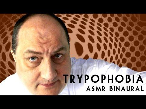 Trypophobia Binaural ASMR