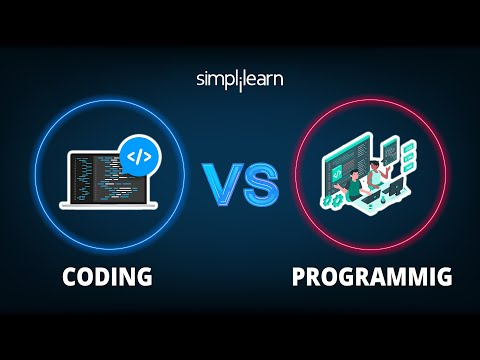 Everything You Need to Know About Coding vs. Programming
