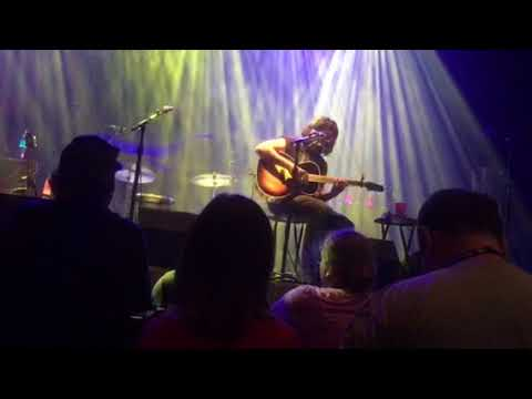 Divine Intervention Acoustic by Taking Back Sunday Live at Stage A.E.