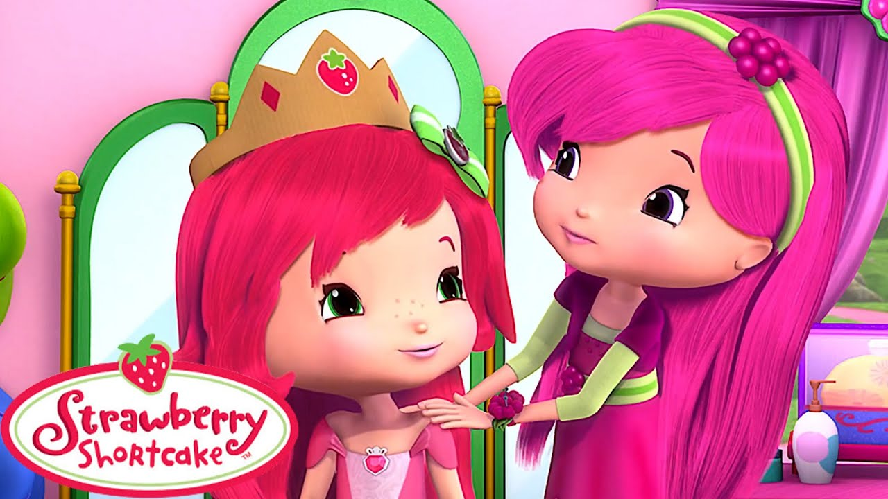 Download Preparing for the Big Party!!   Strawberry Shortcake 🍓   Cartoons for Kids