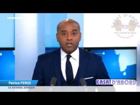 Francis Kalombo: La population ne veut autre chose que le départ de Kabila