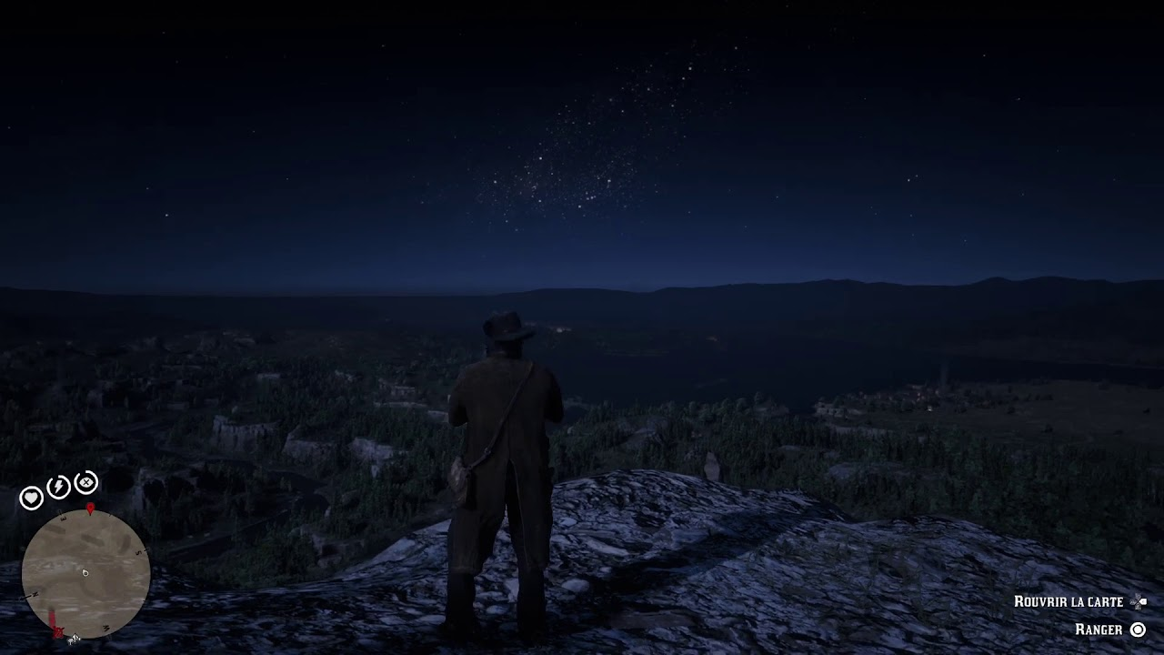 red dead redemption 2 carte panoramique Red Dead Redemption 2 mystère carte panoramique résolue   YouTube