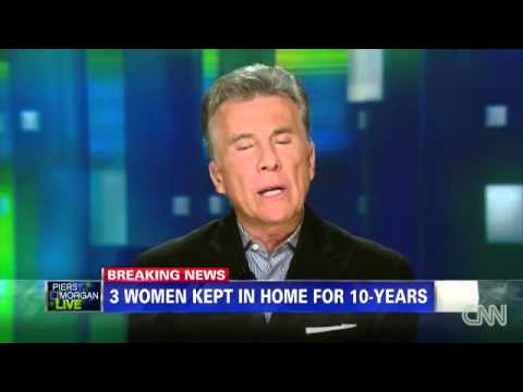 Piers Morgan - Walsh On Mistakes In Cleveland Case - 08/05/2013