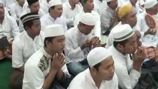 Majlis dzikir rotibul haddad & Sholawat Nabi Muhammad Saw bersama Al-Habib Najib bin Hasan Al-Haddad