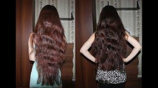 Ответы на вопросы по натуральному уходу за волосами /   Мой уход за волосами сейчас