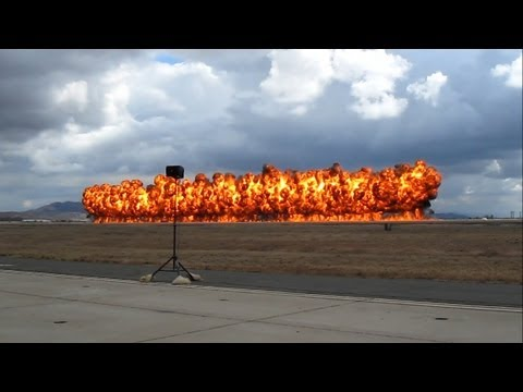 Marine Air-Ground Assault Demo (MAGTF) @ MCAS Miramar Air Show 2012