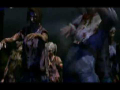 Resident Evil AMV - Aiden, Last Sunrise