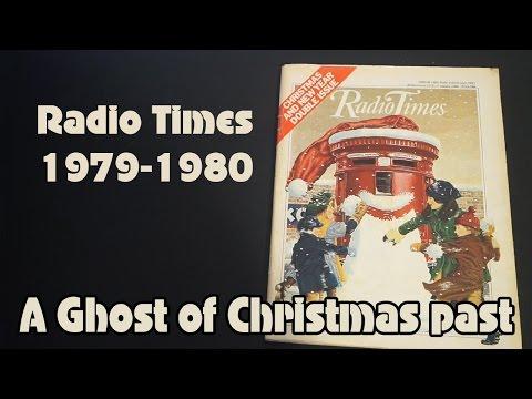 Christmas Radio Times, from Christmas 1979.