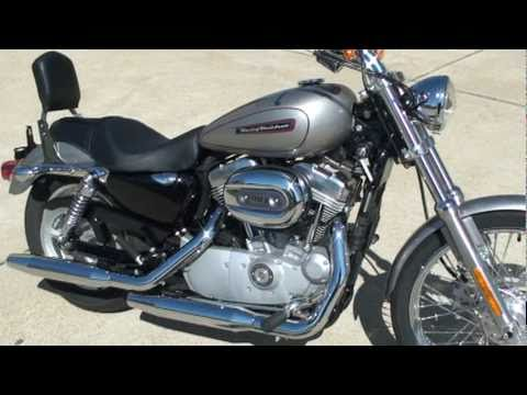 2009 HARLEY DAVIDSON XL883C SPORTSTER 883 FOR SALE SEE WWW ...