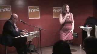 """TexturaMusical.com: """"CUPLÉ CINEMA"""": """"La pulga sabia""""(Sabina Vidal y Henry Keys)"""
