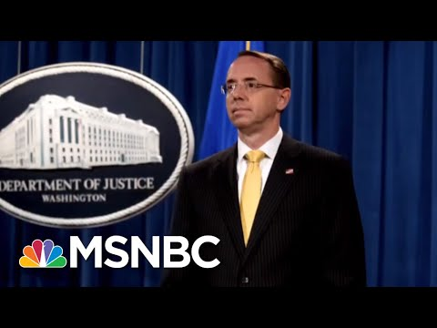 After Manafort And Cohen Flip, New Leaks Attack Mueller's Boss | The Beat With Ari Melber | MSNBC