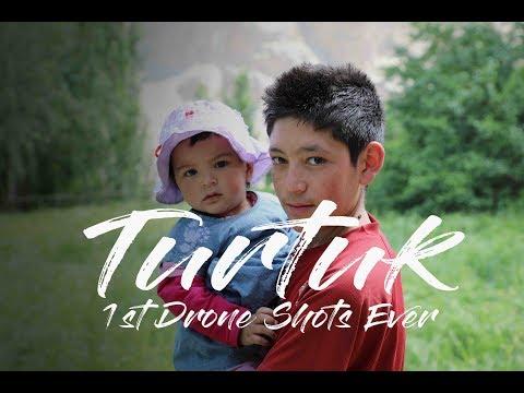 Turtuk   Last Village of INDIA   History   Drone Shots   Travel Video