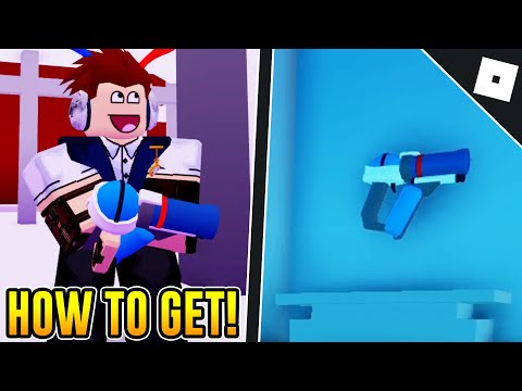 How To Get The FROST BLASTER In MAD CITY | Roblox