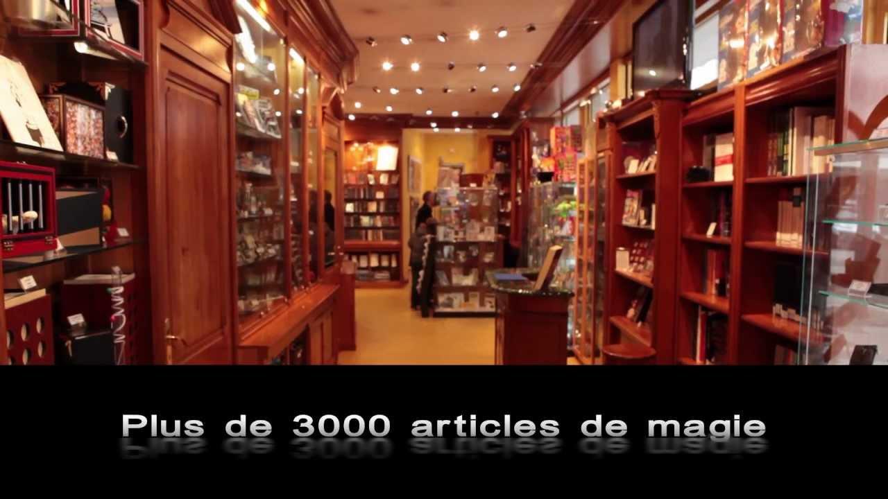magic dream boutique de magie sur paris 2 pas de la tour eiffel youtube. Black Bedroom Furniture Sets. Home Design Ideas