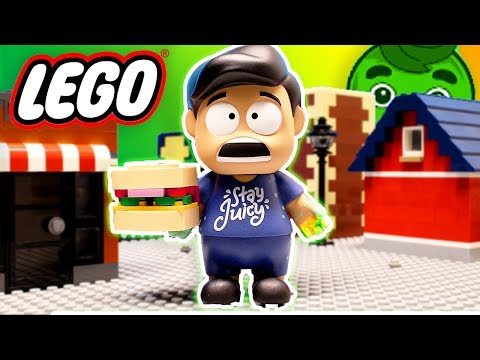 Thumbnail: Guava Juice LEGO Animation | Giant Guava Juice