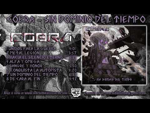 COBRA - Sin Dominio Del Tiempo [FULL ALBUM 2017]