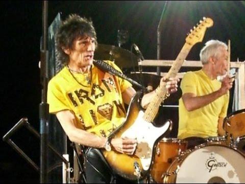 "Rolling Stones  ""19TH NERVOUS BREAKDOWN"" (Bridges To Babylon Tour Rehearsal)"