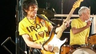 "Rolling Stones  ""19TH NERVOUS BREAKDOWN"" (Bridges To Babylon Tour Rehearsal)"