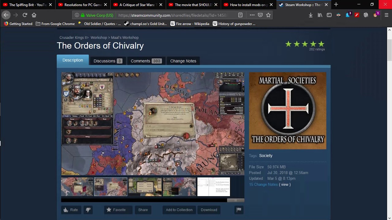 How To Install Mods on Pirated Crusader Kings 2