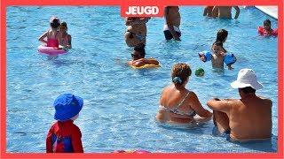 1 op de 5 kinderen plast in het zwembad