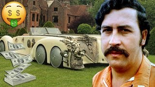 Pablo Escobar - Cars, Houses, Private Jet And More [ $30000000000$ Lifestyle] 1993