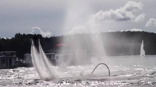 Waterxfest on saapunut Jyväskylän satamaan kolmannen kerran 2.9.2017. Satamassa mitellään watercrossin joukkue EM-kilpailut, nähdään FMX-show, stunt-näytösajoa ja paljon muuta! Päivä tullaan päättämään rockfestareihin Pohjoismaisten huippubändien kanssa.  Musiikki: Waylon Thornton – Goofer Dust