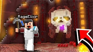 I FOUND a NETHER FORTRESS in Minecraft 1.14! - Episode 7