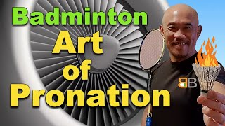 Badminton Art of Pronation Part 1 - Badminton B 2020 羽毛球