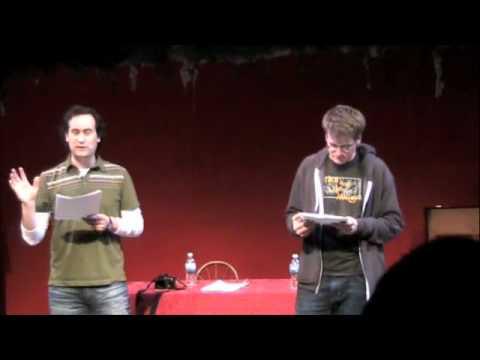 Ch.4 John Green & David Levithan read Will Grayson, Will Grayson