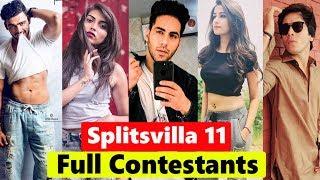 MTV Splitsvilla 11 Full Contestants List With Image 2018 | Shruti Sinha 2