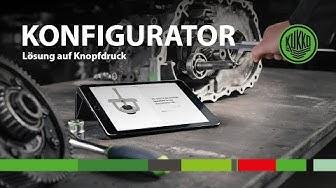 Konfigurator - Der richtige Abzieher per Klick