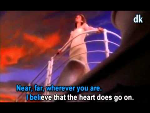 [Beat Karaoke] My Heart Will Go On