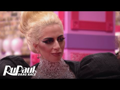 Lady Gaga Brings a Queen to Tears BONUS Clip   RuPaul's Drag Race Season 9   Now on VH1!