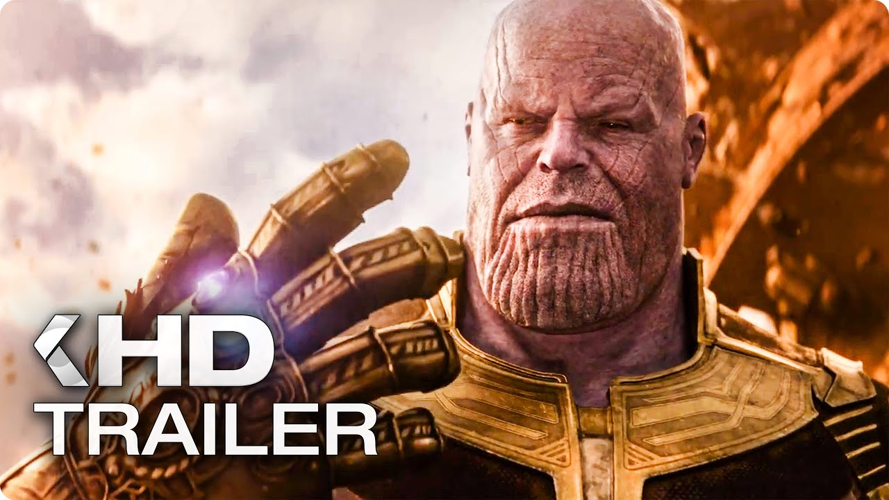 Avengers Infinity War Trailer Deutsch