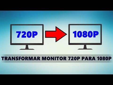 Tutorial #11] Como colocar resolução 1080p (FULL HD) em