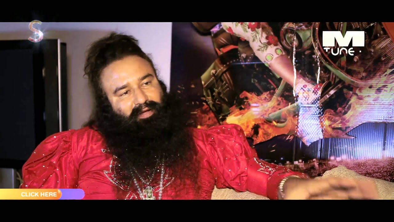 Gurmeet Ram Rahim Singh Talks About Msg The Messenger Of God Only